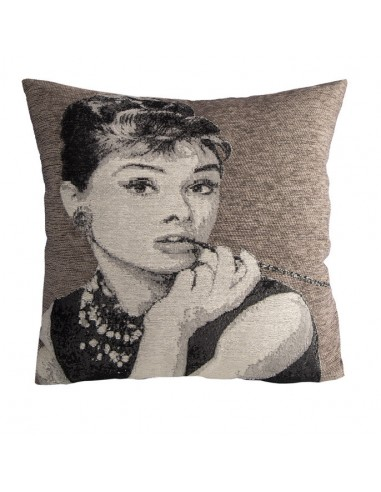 Eurofirany Decorative Pillowcase Audrey 4 4-Br-45 Brown