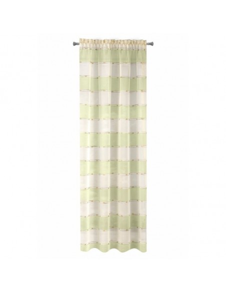 Eurofirany Ready Made Curtain Alamea 140X250 Pistachio