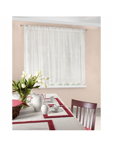 Eurofirany Ready Made Curtain Veronica 400X160Creamy