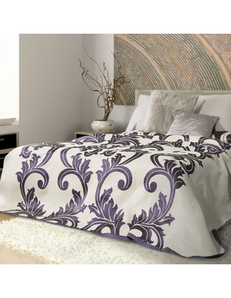 Eurofirany Bed Cover Fina 170X210 Purple