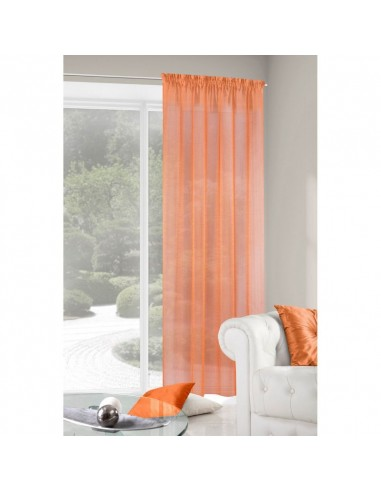 Eurofirany Ready Made Curtain Tvist 140X250 Brick