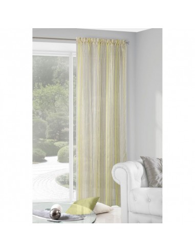Eurofirany Ready Made Curtain Benito 140X250 Lime